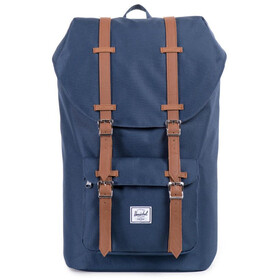 Herschel Little America Sac à dos, navy/tan